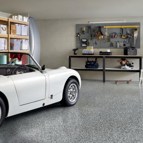 Garage Floor Restoration Sutherland Shire
